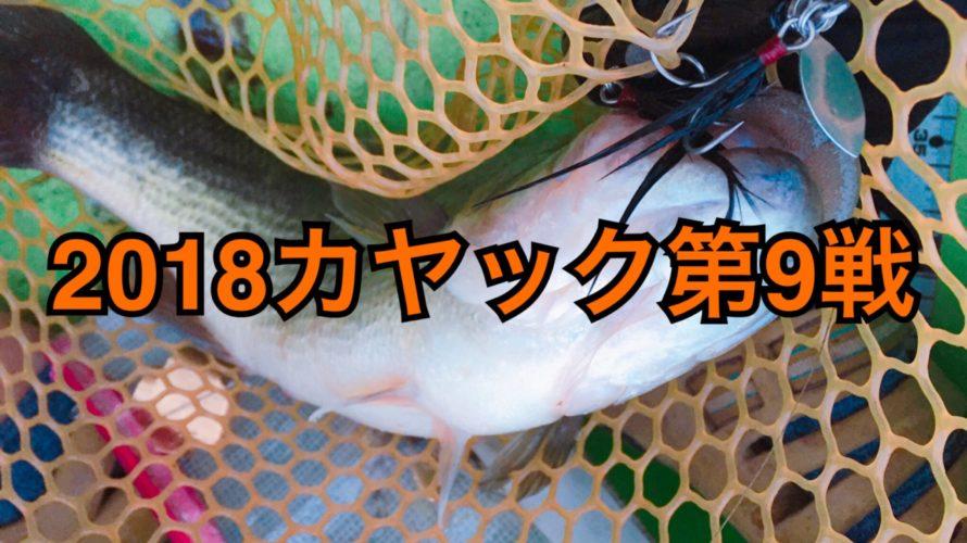 【釣行】4/14カヤック第9戦-春トップへの糸口-