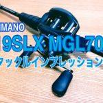 【インプレ】19 SLX MGL 70を購入!スペック、外観、使用感まで全て解説